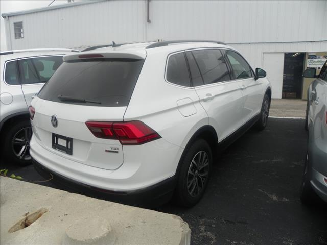 Pre-Owned 2018 Volkswagen Tiguan SE 4Motion AWD 2.0T SE 4Motion 4dr SUV in West Warwick #P1494 ...