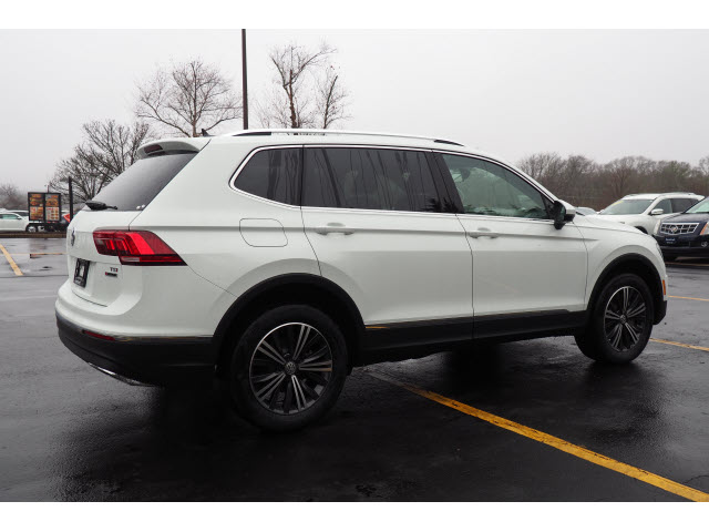 Acura Certified Pre-Owned >> New 2018 Volkswagen Tiguan 2.0T SEL 4Motion AWD 2.0T SEL 4Motion 4dr SUV in West Warwick #28090 ...