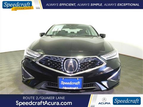 New 2019 Acura ILX Base FWD 4D Sedan