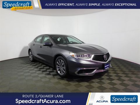 2020 Acura TLX 2.4L Technology Pkg