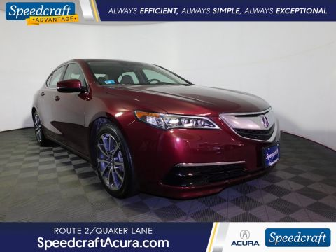 Certified Pre-Owned 2016 Acura TLX 3.5L V6 With Navigation