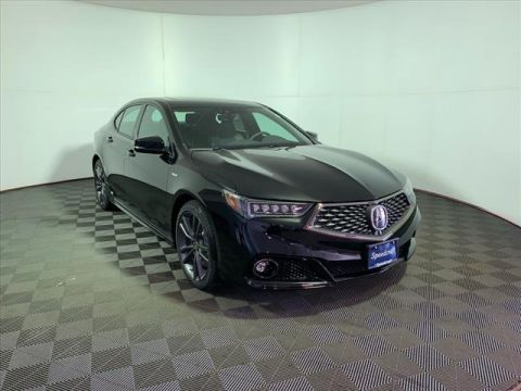 New 2019 Acura TLX V6 w/Tech w/A-SPEC With Navigation