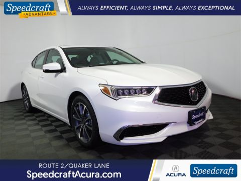 New 2020 Acura TLX 3.5L V6 AWD