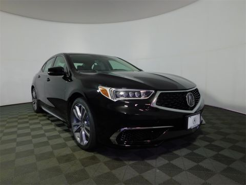 New 2020 Acura TLX 3.5L Technology Pkg With Navigation & AWD