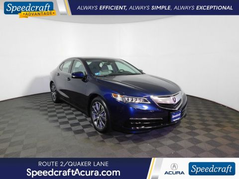 Certified Pre-Owned 2016 Acura TLX 3.5L V6 With Navigation & AWD