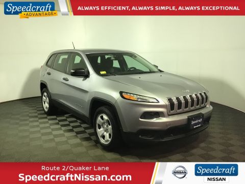 Pre-Owned 2014 Jeep Cherokee Sport FWD 4D Sport Utility