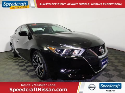 Certified Pre-Owned 2018 Nissan Maxima 3.5 S FWD 4D Sedan