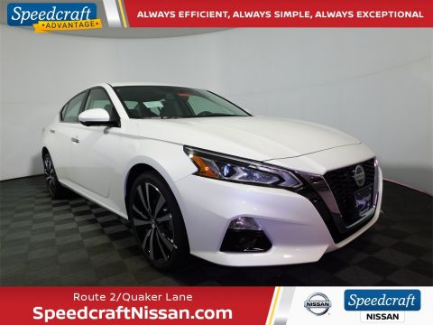 New 2020 Nissan Altima 2.5 Platinum With Navigation & AWD