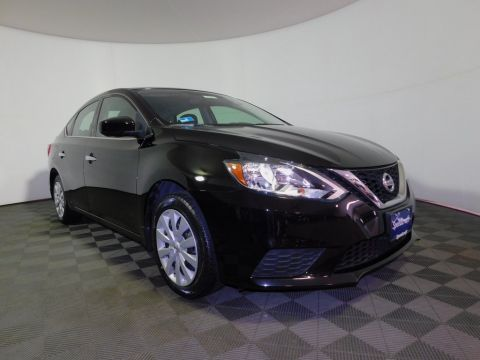 Certified Pre-Owned 2017 Nissan Sentra SV FWD 4D Sedan
