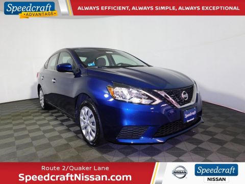 Certified Pre-Owned 2016 Nissan Sentra S FWD 4D Sedan