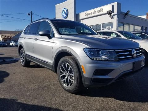 New 2020 Volkswagen Tiguan 2.0T SE 4Motion AWD