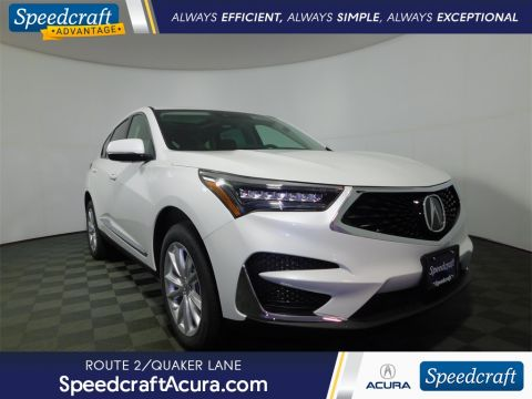New 2020 Acura RDX Base AWD