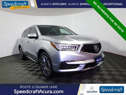 New 2020 Acura MDX Technology With Navigation & AWD