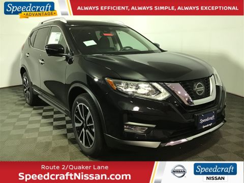 New 2020 Nissan Rogue SL With Navigation & AWD