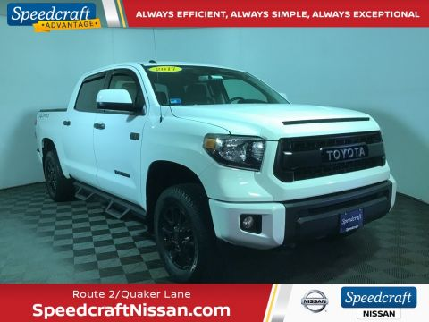 Pre-Owned 2017 Toyota Tundra TRD Pro With Navigation & 4WD
