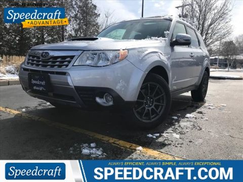 Pre-Owned 2013 Subaru Forester 2.5XT Touring AWD