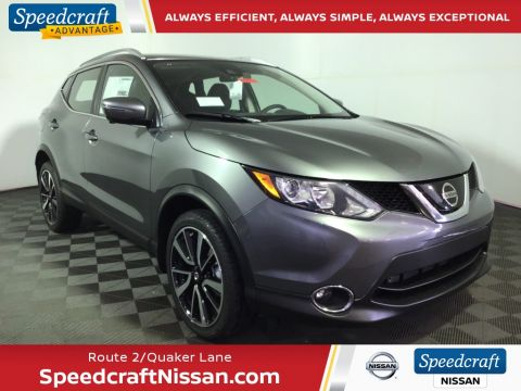 New 2019 Nissan Rogue Sport SL With Navigation & AWD