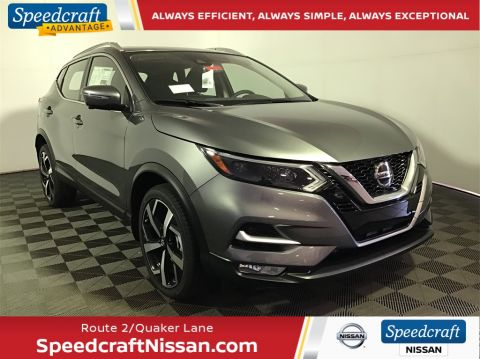 New 2020 Nissan Rogue Sport SL With Navigation & AWD