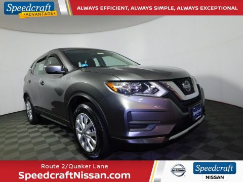 Certified Pre-Owned 2018 Nissan Rogue S AWD
